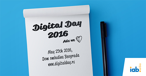 Digital Day 2016
