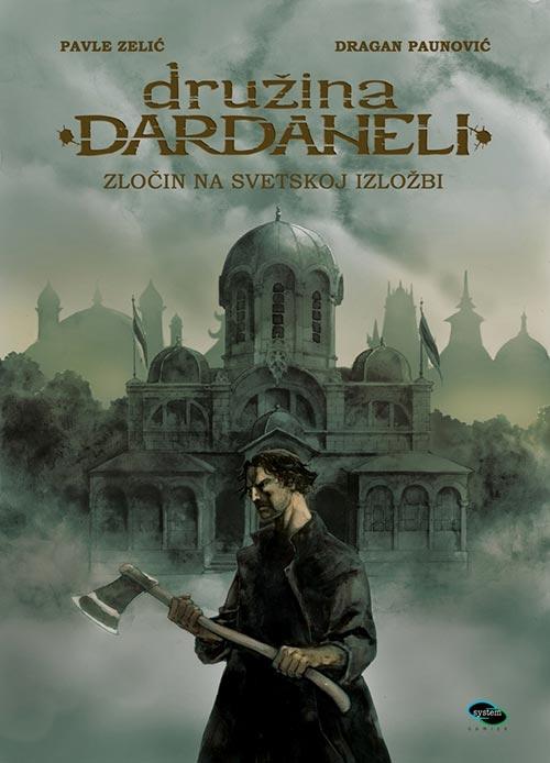 """""""Družina Dardaneli: Zločin na Svetskoj izložbi"""""""