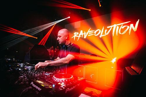 Raveolution 2016 - Oxia
