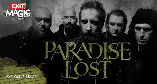 Exit festival 2016: Paradise Lost