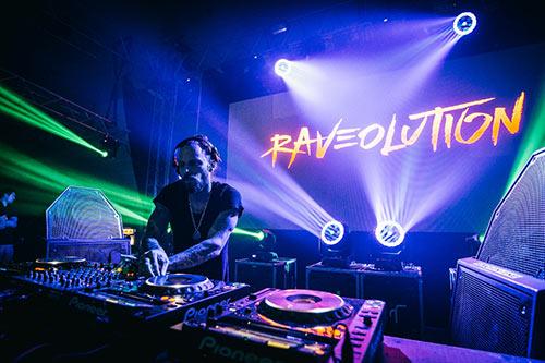 Raveolution 2016 - Art Department