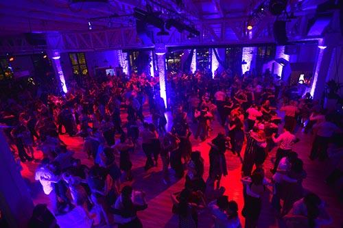 Beogradski tango susret u Mikser House-u