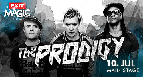 The Prodigy na Exit festivalu 2016