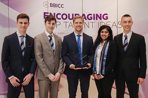 BBICC 2016: Trećeplasirani je tim sa Maastricht University