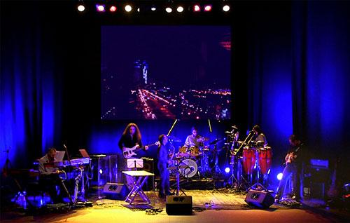 Vasil Hadžimanov Band i David Binney