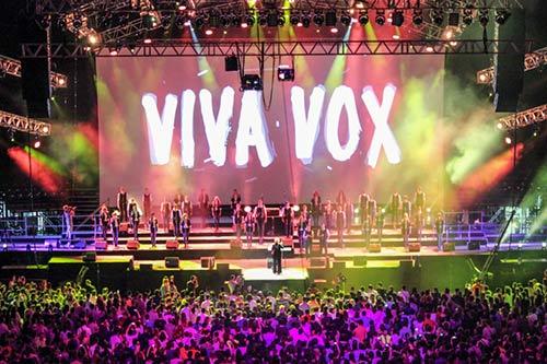 Akapela hor Viva Vox