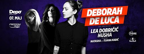 Deborah De Luca - Magacin Depo