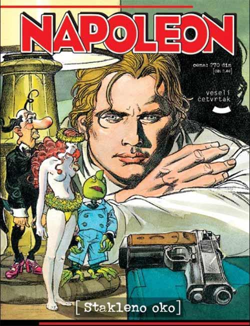 Napoleon: stakleno oko