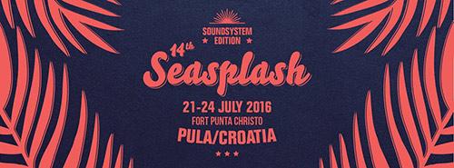 Seasplash festival 2016