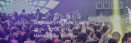 Sunwaves festival 2016
