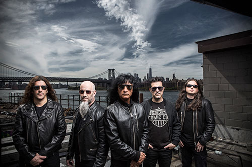 Anthrax / Foto: Jimmy Hubbard