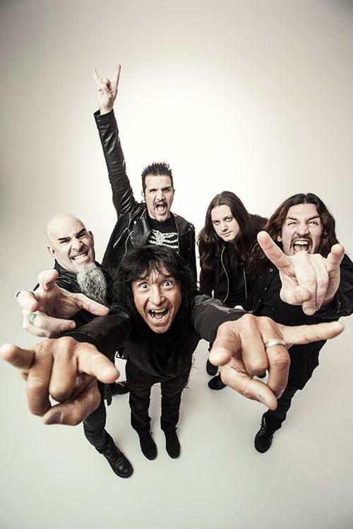 Anthrax / Foto: Travis Shinn