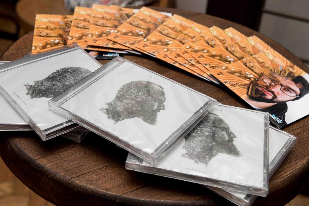 Promocija albuma Beskraj Marka Louisa / Foto: Aleksandar Dmitrović