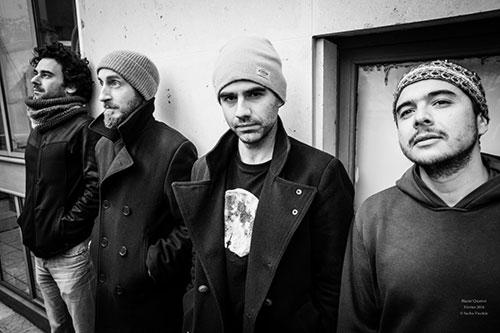 Blazin' Quartet / Foto: Sacha Vucinic