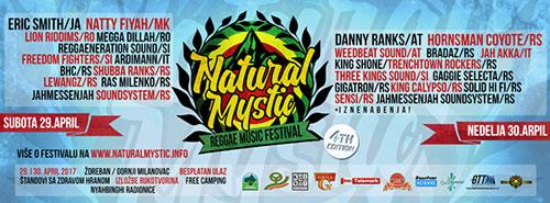 Natural Mystic Festival 2017
