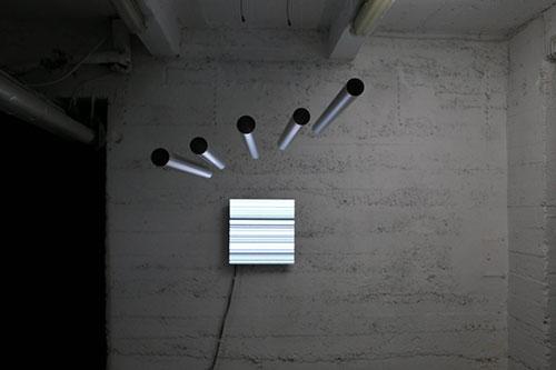 Izložba EOAN umetnice Florence To u galeriji Pro3or / Foto: Tina Marić