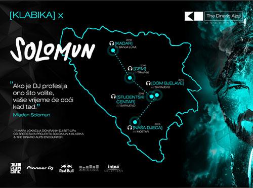 Solomun - Klabika - akcija