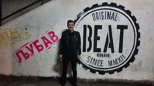 Mene - pobednik  Beat Talents 2017