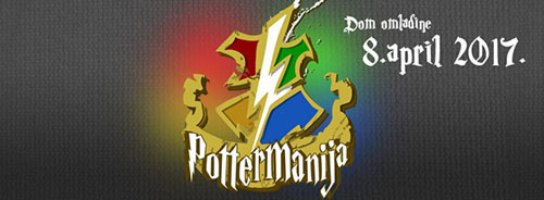 Potter Mania 2017 - Dom omladine Beograda