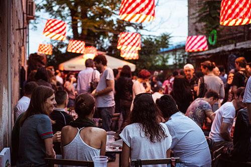 Southern Soul promo party u KC Grad / Foto: Neda Mojsilović