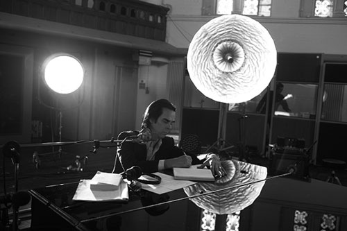Nick Cave / Foto: Alwin Kuchler