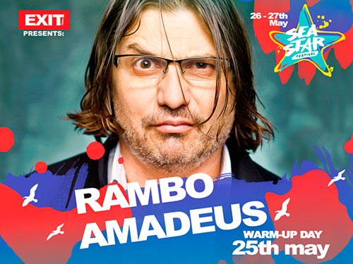 Rambo Amadeus - Sea Star Festival 2017