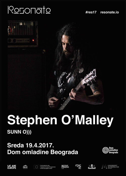 StephenO'Malley - Resonate festival 2017