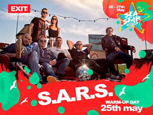 S. A. R. S. - Sea Star festival 2017