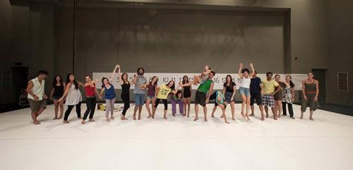 PlayforBELGRADE: Umetnička radionica koju vodi koreografkinja Sofija Mavragani iz Grčke | Teatar Le Studio