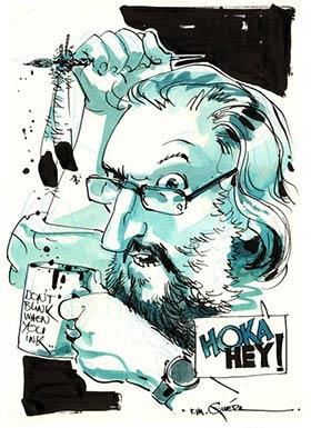 Rajko Milošević Gera: Izložba radova jednog od najboljih strip crtača današnjice | Mikser House