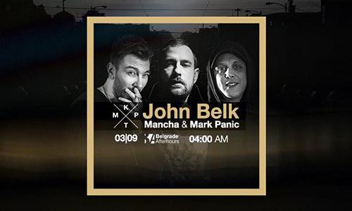 Belgrade Afterhours i John Belk