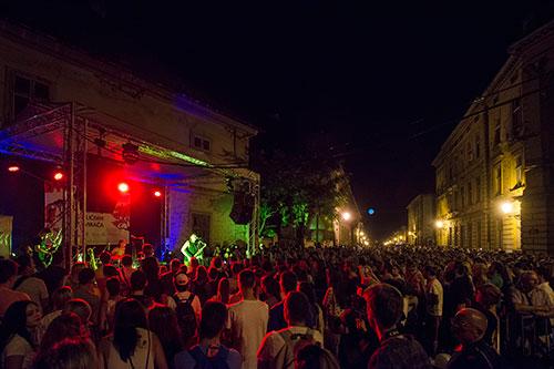 Festival uličnih svirača 2016
