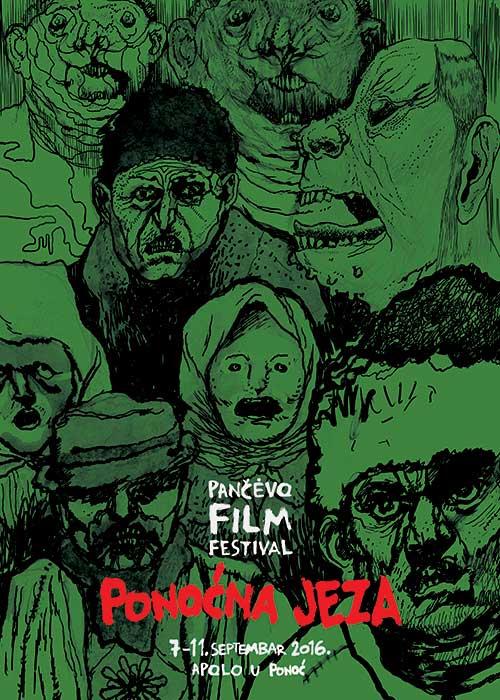 Ponoćna jeza - Pančevo film festival
