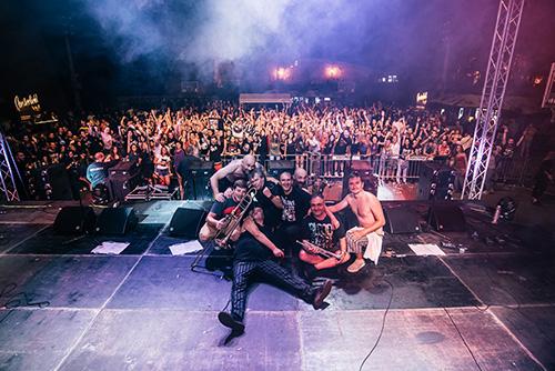 Rokanje festival 2016 / Foto: Benny Gashi