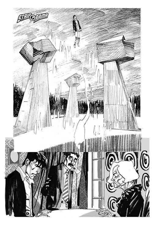 Striporama / Ilustracija: Pikato