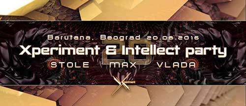 XpreimenT i IntellecT