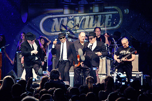 Blues Brothers Band, Nišville 2014