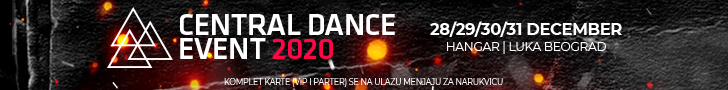 Central Dance Event 2020 Belgrade