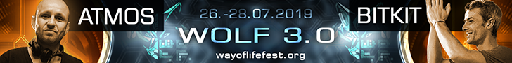 WOLF 2019 Way Of Life Festival 2019