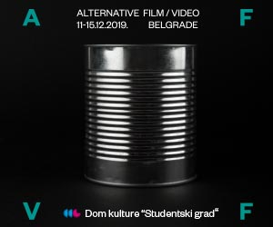 Alternative Film/Video Festival in Belgrade, Serbia
