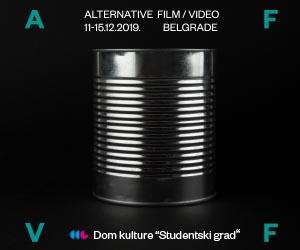 Alternative Film/Video Festival in Belgrade, Serbia