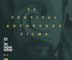 Festival autorskog filma 2019