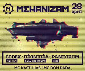 Klub Mehanizam Beograd