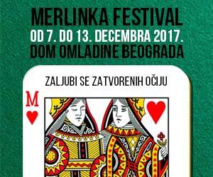 Merlinka Festival 2017 | Beograd | Dom Omladine