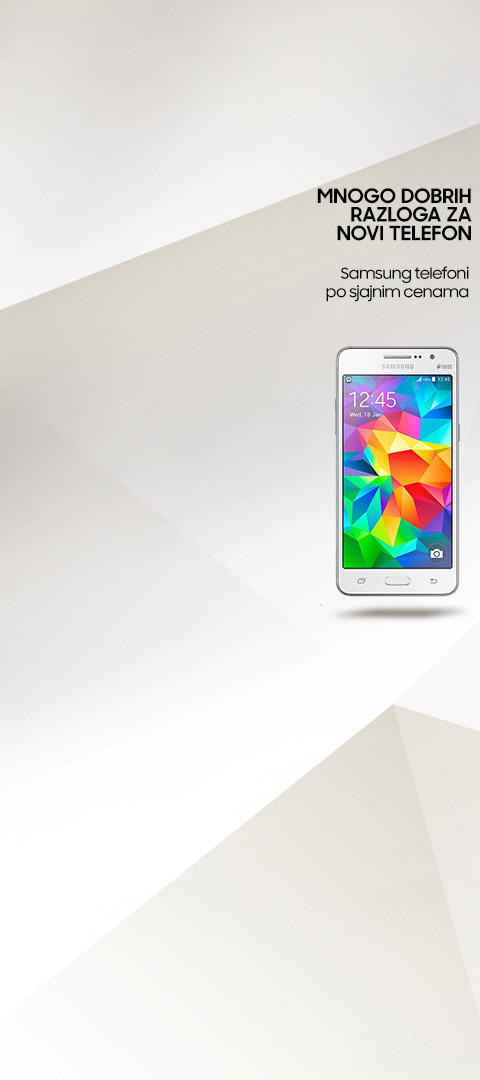 Urban BUG - Samsung Brending - GranPrime - Levo