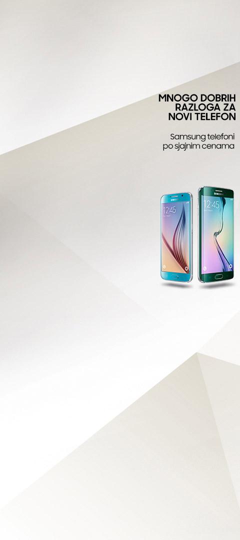 Urban BUG - Samsung Brending - S6 - Levo