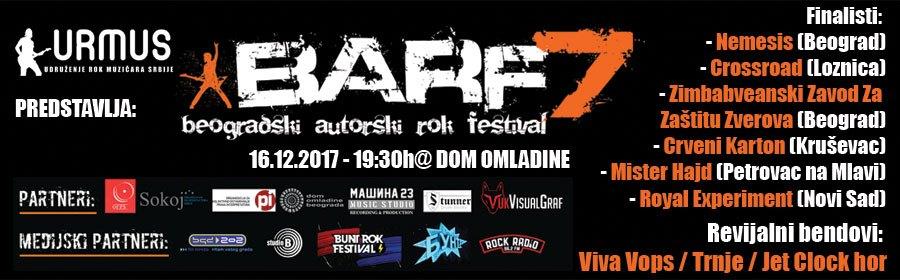 BARF 2017