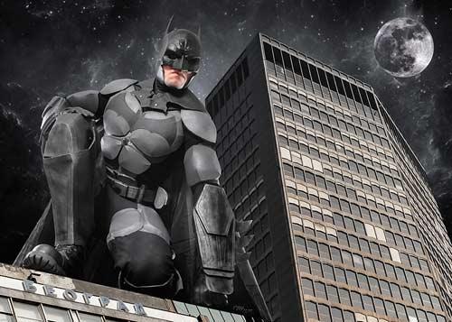 Izložba COSPLAYER BELGRADE! | Batman | Fotograf Aleksandar Jovkovic