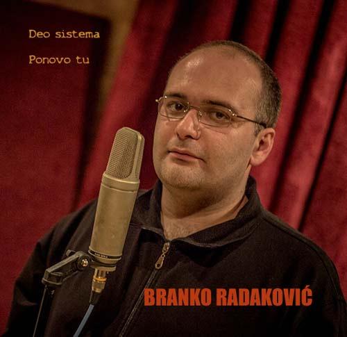 IZVAN SISTEMA! Branko Radaković nikako NE ŽELI DA BUDE DEO SISTEMA! | Recenzija Milan B. Popović