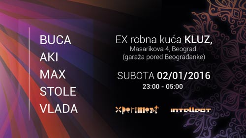 The Gathering: XperimenT & IntellecT ekipa ponovo na okupu! | Beograd 2016